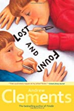 lost and found andrew clements