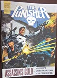 The Punisher:  Assassin's Guild (A Marvel Graphic Novel #40)