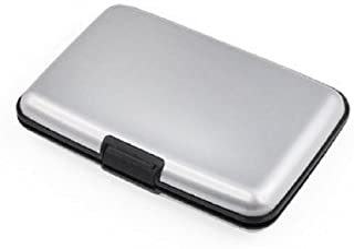Silver Metallic RFID Security