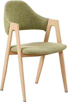 Amazon.com - yizi Stylish Solid Wood Folding Chair with ...