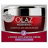 Olaz Regenerist 3-Zonen Anti-Aging Nachtcreme, 50ml