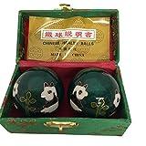 Baoding Balls Chinese Health Massage Exercise...