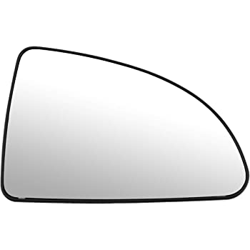 New Replacement Driver Side Mirror Glass W Backing Compatible With 2005-2010 Chevrolet Chevy Cobalt 2007-2010 Pontiac G5 Sold By Rugged TUFF