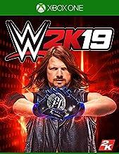 WWE 2K19 (Gcam English/Arabic Box) (Xbox One)