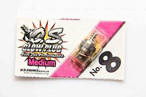 Parts Special sale item Accessories 100% Original O.S. OS8 Medium Purchase 8# OS No. 8
