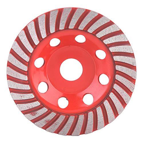 Disco de Corte de Segmentos de Diamante de Calidad Superior de la Rueda de Molienda para Granito de Mármol piedra natural 125mm