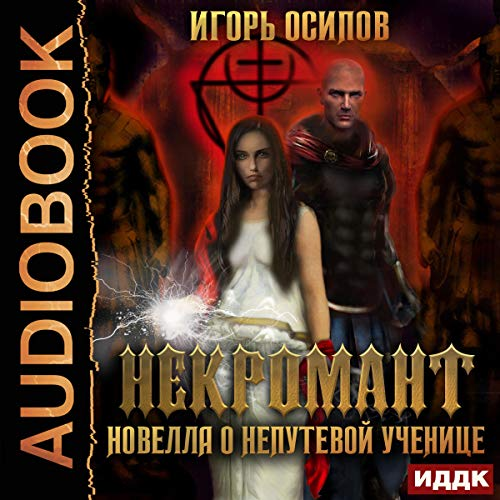 Necromancer: Short Story About a Naughty Student (Russian Edition) cover art