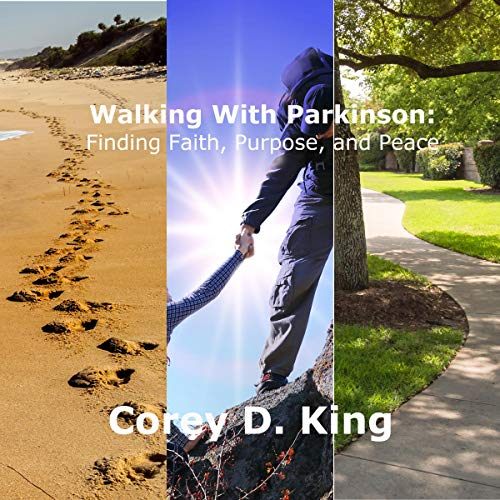 Walking with Parkinson audiobook cover art