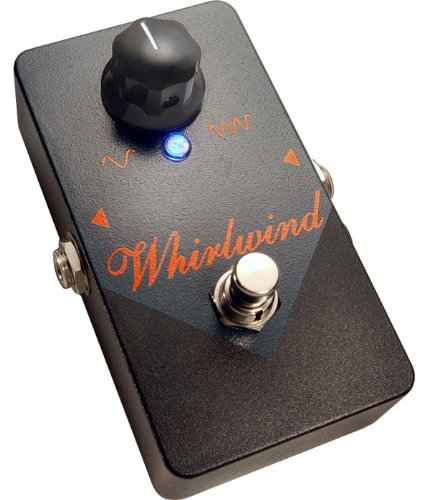 Whirlwind Orange Box Phaser Guitar Effects Pedal
