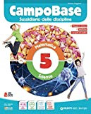 Campo base matematica. Per la 5ª classe della Scuola elementare. Con e-book. Con espansione online (Vol. 2)