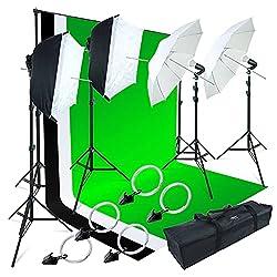 Linco Video Studio Light Kit