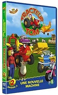 Tracteur Tom – Saison 2 – 2 – Une nouvelle machine [Francia] [DVD]