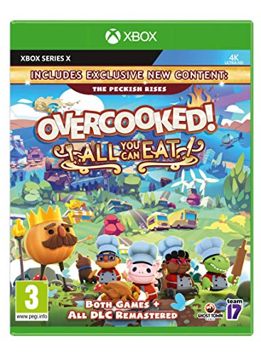 Overcooked! All You Can E