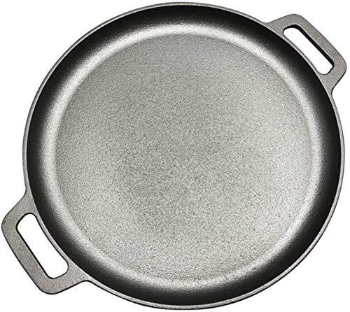 Padelle per crepes Padella padella frittura padella padella binaurale spessa pancake antiaderente non patinata padella per cuci