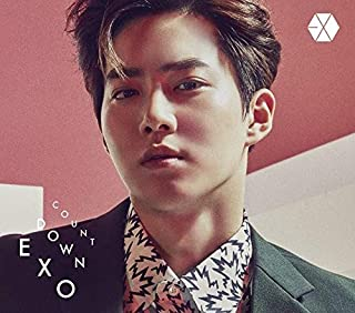 COUNTDOWN(CD only)(スマプラ対応)(SUHO Ver.)(初回生産限定盤)