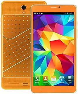 AYS Bassoon K3000 Tablet PC 8GB, 7 inch Android 4.4, Dual SIM, WCDMA, GPS(Black) CHLISHI (Color : Orange)