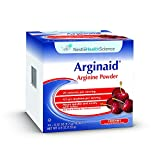 ARGINAID Arginine Powder Drink Mix Cherry 0.32 oz Packet 56 Pack