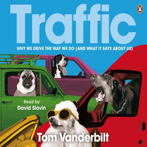 Traffic audiobook cover art
