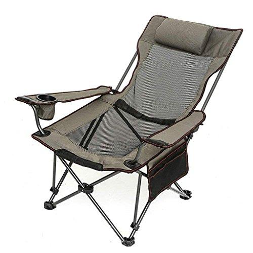 C-Xka Outdoor Sit Lie Dual Klappstuhl Angeln Stuhl Verstellbare Liege Tragbare Strandstuhl Mittagspause Stuhl