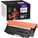 LEMEROUtrust W2070A Impresora Cartuchos(con Chip) Compatible para HP 117A para HP Color Laser MFP 179fnw para HP Color Laser MFP 178nw 150nw (1-Pack,Negro)