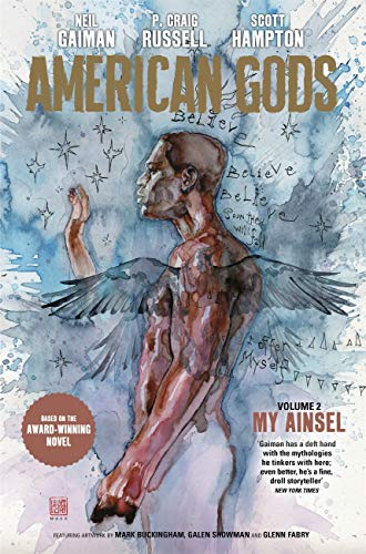 American Gods: My Ainsel (English Edition)