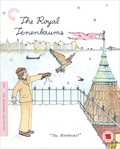 The Royal Tenenbaums (The Criterion Collection) [2002] [Region B] [Reino Unido] [Blu-ray]