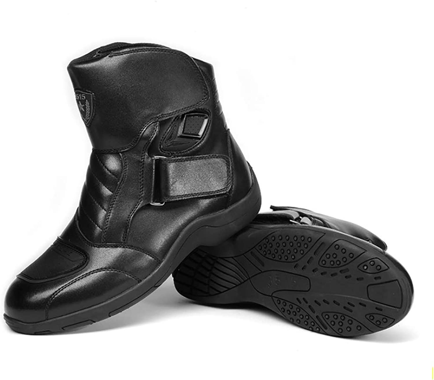 Motorcycle shoes Motorcycle Boots Motion Outdoor Riding Predection Racing Boots Waterproof Windproof Wear Resistant Men'S Casual shoes