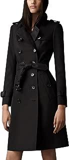 Women's Elegant Jacket Silm Long Trench Coat