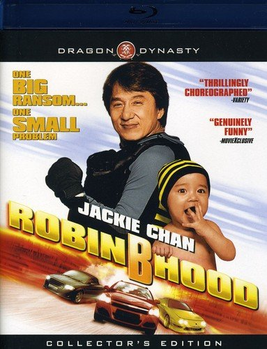 New color Dedication Robin-B-Hood