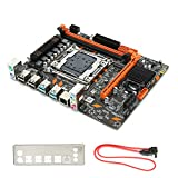 Computer Motherboard DDR4 Dual Channel USB3.0 for Gigabit Networks Cards LGA 2011‑3 Pin E5 Supports M.2 Hard Disk Port