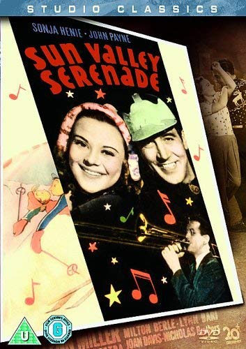 Sun Valley Serenade [Reino Unido] [DVD]