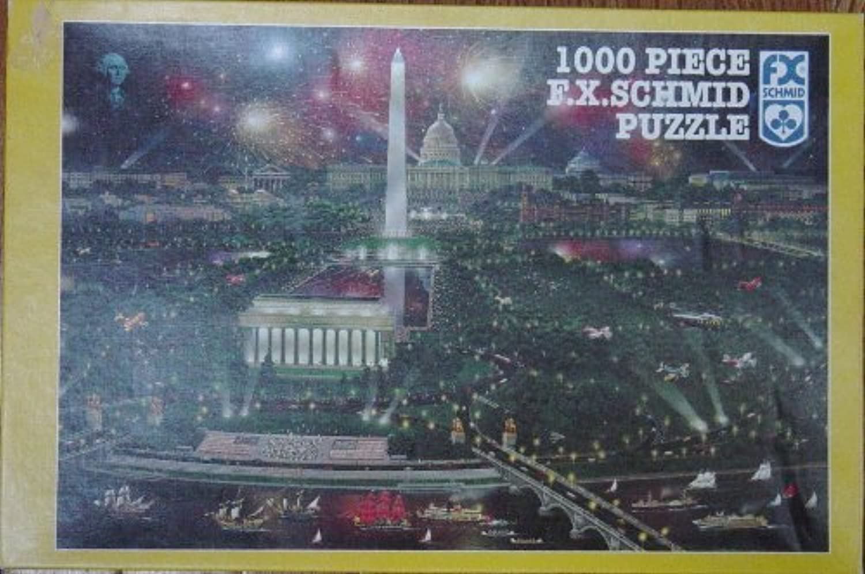 compra limitada Washington D.c D.c D.c 1000 Piece F.x Schmid Puzzle by F.X. Schmid  Todo en alta calidad y bajo precio.