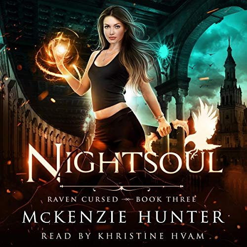 Nightsoul Audiobook By McKenzie Hunter cover art