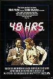 48 HOURS original 1982 27x41 one sheet movie poster...