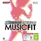 ダンスダンスレボリューション ミュージックフィット(マット同梱版) - Wii