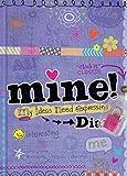 Mine Diary - Sparkly Lock & Keys - Girls 8+ - Illustrated Activities
