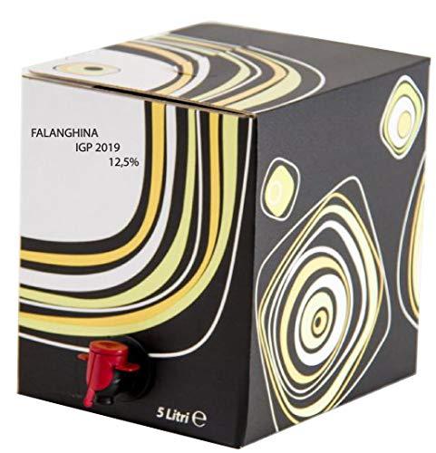 VINO FALANGHINA IGP IGT bag in Box 5 L bianco CAMPANIA 12,5{8cc4f2416b5be04518c071ab5c8741c280cbf844243435b6134f5b1082b3f4b0} Sfuso da Azienda Agricola