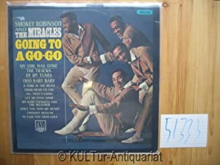 Smokey Robinson & The Miracles - Going To A Go-Go [LP] (180 Gram Audiophile Vinyl Import)