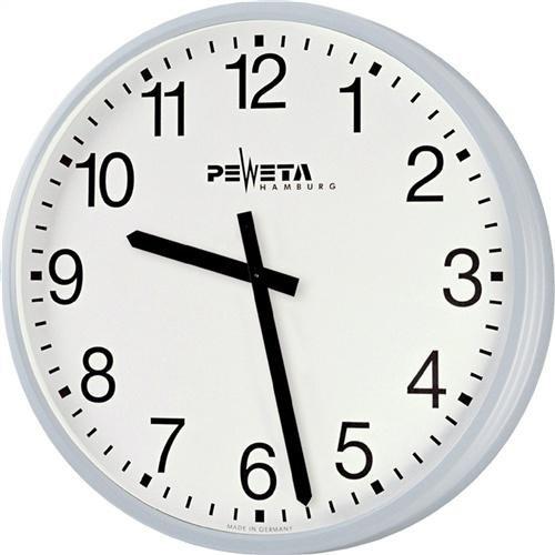 Peweta Wanduhr Slave, minuto-pulso 12–60V, Zahlen, d = 620mm 71350611