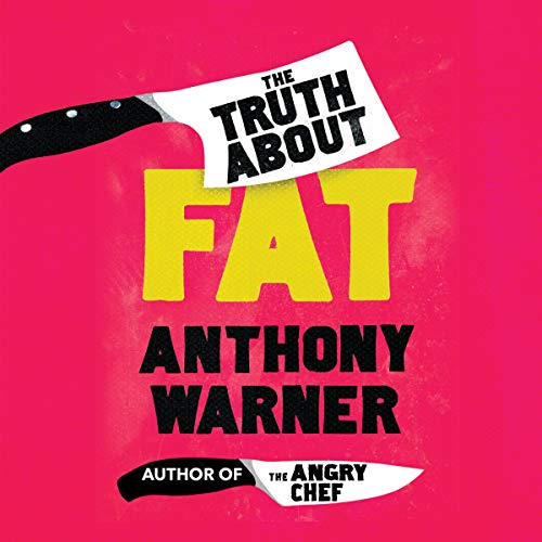 The Truth About Fat audiobook cover art