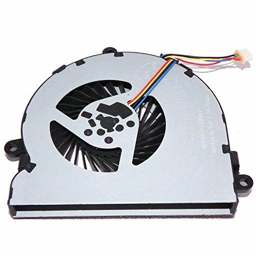 CPU Cooling Fan for HP 15-ba113cl 15-ba016ds 15-ba015ds 15-ba140ca 15-ba105ng 15-ba081nr 15-ba040ca 15-ba038ca 15-ba030nr 15-ba023ca 15-ba020ca 15-ba018ds 15-ba014ds