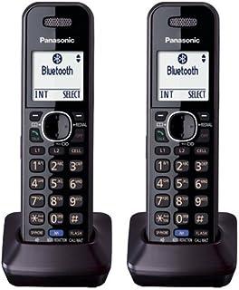 Panasonic KX-TGA950 Dect 6.0 Plus 2-Line Landline Cordless Accessory Handset (2-Pack)