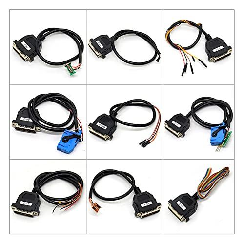 WYJ Cable Digiprog 3 Conjunto Completo Todos los Cables...