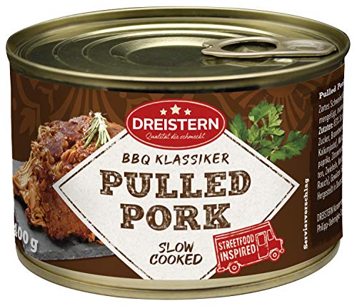 Dreistern Pulled Pork, 400 g