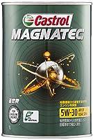 カストロール エンジンオイル MAGNATEC 5W-30 1L 4輪ガソリン車専用部分合成油 Castrol