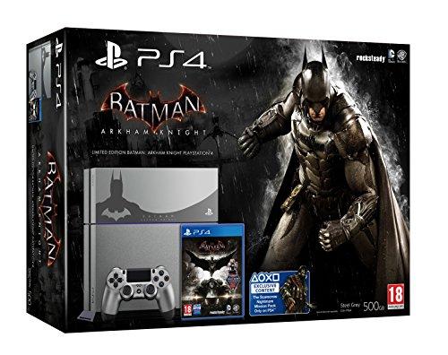 Console Playstation 4 + Batman Arkham Knight - limited edition [import anglais]