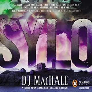 SYLO audiobook cover art