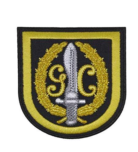 Gemelolandia Parche Termoadhesivo Guardia CIvil G.A.R. 8,5x8cm