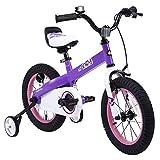 "Royalbaby CubeTube Honey 16"" Bicycle for Kids, Lilac"
