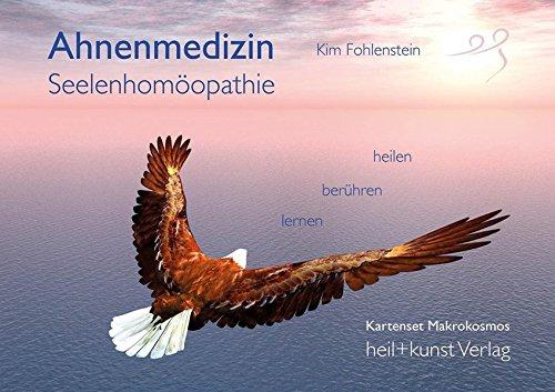 Ahnenmedizin und Seelenhomöopathie: Kartenset Makrokosmos - 108 Karten mit Begleitbuch und einem Vorwort von Andreas Krüger